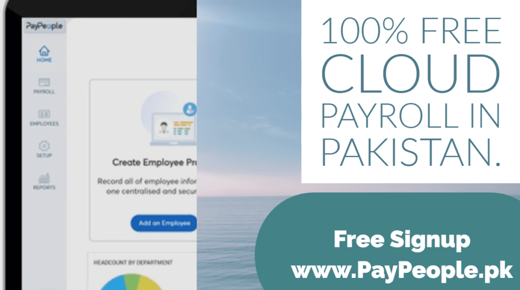 Increased Productivity & Accountability with Payroll Software in Pakistan